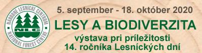 NLC - Lesnícke dni – lesy a biodiverzita