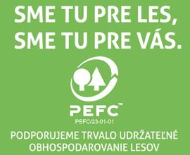 PEFC sme tu pre les