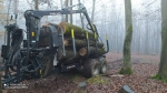 Ťažba dreva a  približovanie