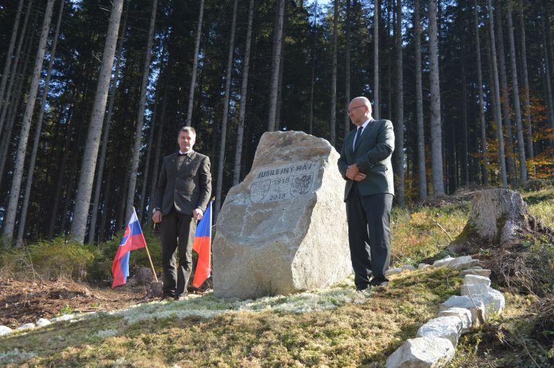 100 rokov spoločného obhospodarovania lesov