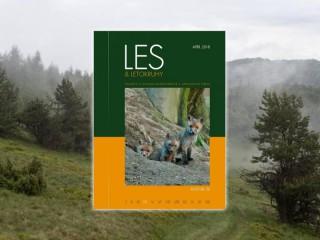 LES & Letokruhy APRÍL 2018