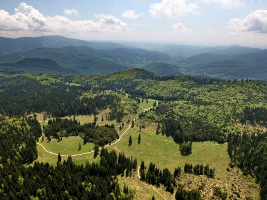 ÚNIA: Udržateľné prírodné parky sú budúcnosťou Slovenska
