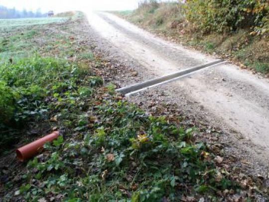 Reakcia: Ďalší úspešný príklad boja s vodou na lesných cestách
