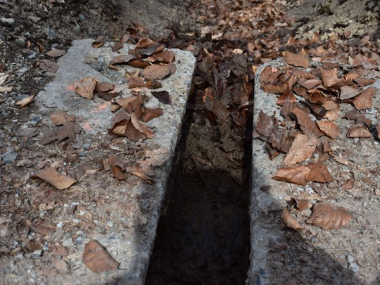 Dobrý nápad: betónové odrážky v košických mestských lesoch