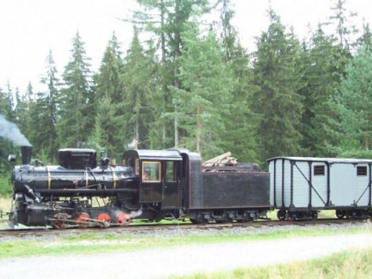 Expozíciu lesnej železnice otvorí Kačena