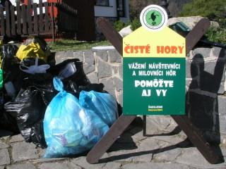 Tatranské doliny cez víkend vyčistia