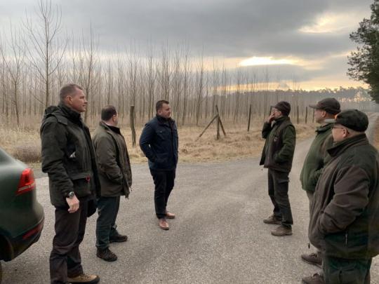 Bilaterálne o rozpade smrečín a podpore lesného hospodárstva