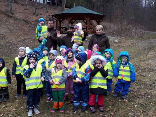 Detské lesné kluby - alternatíva materských škôl