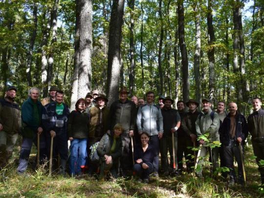 Lesníci a ochrancovia prírody sa dohodli na zachovaní výnimočnej Ordzovianskej dubiny