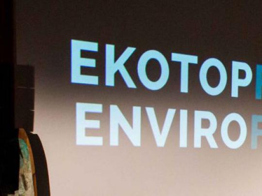 Zvolen hostí Ekotopfilm