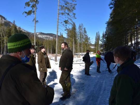 Tatranskí štátni lesníci: My sme názorovú vojnu nevyvolali. Štátni ochranári konajú vo viacerých prípadoch proti prírode