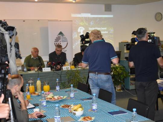 Odborná platforma lesníkov a spracovateľov dreva apeluje na politikov, aby sa zaoberali Európskou zelenou dohodou