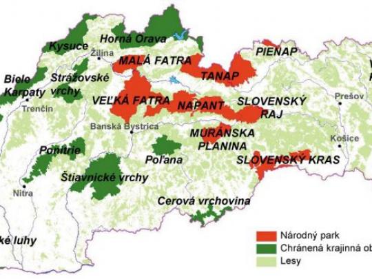 Desiaty národný park na Slovensku? Veľavravné porovnanie s Nemeckom