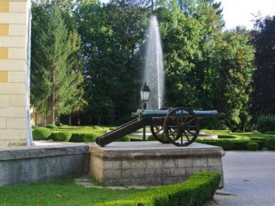 Pamätníci spomínajú v parku