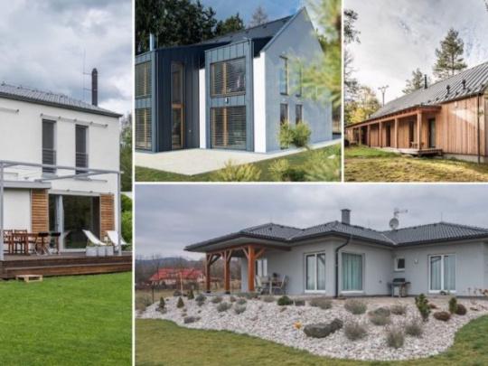 V susednom Česku sa stavia stále viac drevostavieb: Každý šiesty rodinný dom je konštruovaný z dreva