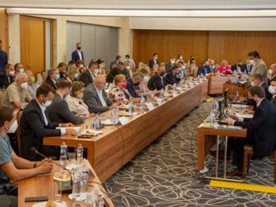 Predseda parlamentu o reforme národných parkov: Nesmie poškodiť súkromných vlastníkov pôdy a ohroziť zamestnanosť