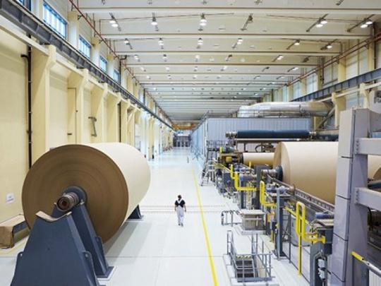 Nový papierenský stroj v Mondi SCP: Jeden z najmodernejších v Európe, najväčšia investícia firmy za posledné roky